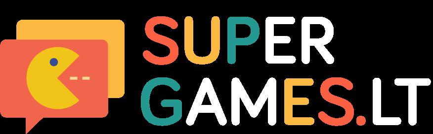🎮 SuperGames.lt